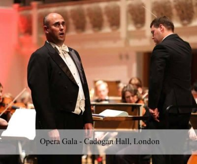 Opera Gala - Cadogan Hall, London