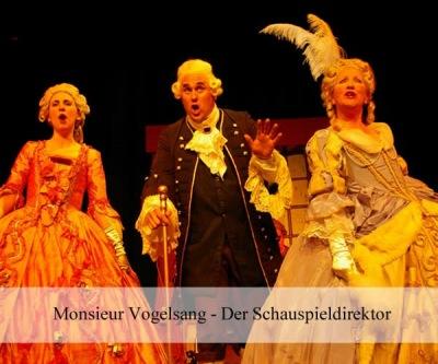 Monsieur Vogelsang- Der Schauspieldirektor