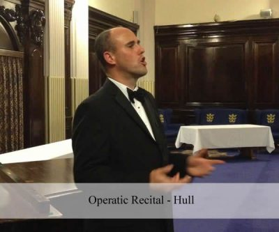 Operatic Recital - Hull