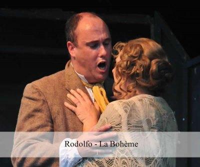 Rodolfo- La Bohème